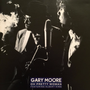 "Gary Moore - Oh Pretty Woman (Ft Albert King) (12"") (VG/EX)"